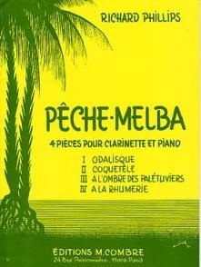 PHILLIPS R. PECHE-MELBA CLARINETTE