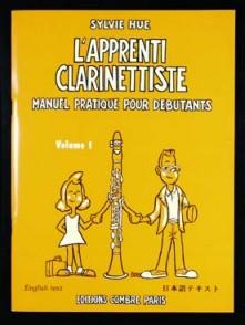 HUE S. L'APPRENTI CLARINETTISTE VOL 1