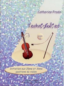 PRADA C. TECHNI-FOLIES VOL 2 VIOLON