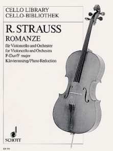 STRAUSS R. ROMANCE VIOLONCELLE