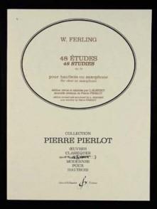 FERLING W. ETUDES OP 31 HAUTBOIS OU SAXOPHONE