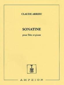 ARRIEU C. SONATINE FLUTE