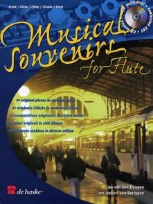 MUSICAL SOUVENIRS FOR FLUTE