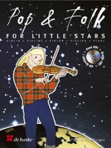 POP & FOLK FOR LITTLE STARS VIOLON