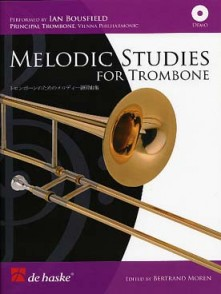 BOUSFIELD I. MELODIC STUDIES TROMBONE