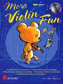MORE VIOLIN FUN VIOLON