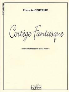 COITEUX F. CORTEGE FANTASQUE TROMPETTE