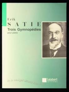 SATIE E. TROIS GYMNOPEDIES PIANO