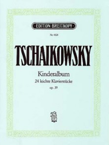 TCHAIKOWSKY P.I. ALBUM A LA JEUNESSE PIANO