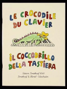 LE CROCODILE AU CLAVIER