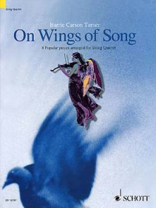 CARSON TURNER B. ON WINGS OF SONG ENS. CORDES