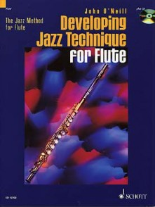O'NEILL J. DEVELOPING JAZZ TECHNIQUE FOR FLUTE