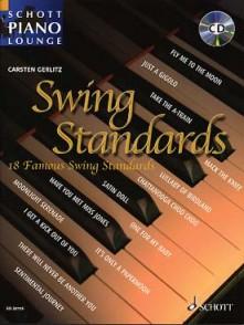 GERLITZ C. SWING STANDARDS PIANO