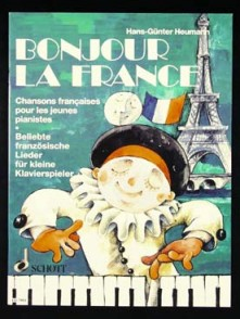 HEUMANN H.G. BONJOUR LA FRANCE PIANO