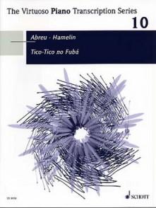 ABREU Z. TICO-TICO NO FUBA PIANO