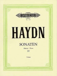 HAYDN J. SONATES VOL 4 PIANO