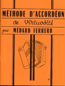FERRERO M. METHODE ACCORDEON DE VIRTUOSITE