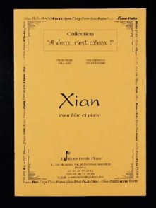 VILLARD P.M./PHAN-THANH J.H. XIAN FLUTE