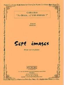 PROUST P. SEPT IMAGES COR