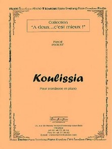 PROUST P. KOULISSIA TROMBONE
