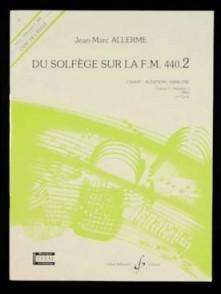 ALLERME J.M. DU SOLFEGE SUR LA FM 440.2 CHANT ELEVE