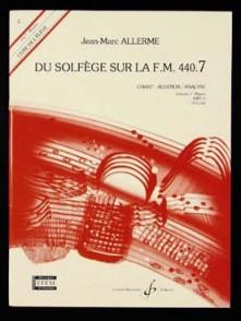 ALLERME J.M. DU SOLFEGE SUR LA FM 440.7 CHANT ELEVE