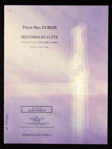 DUBOIS P.M. HISTOIRES DE FLUTES VOL 3 FLUTE