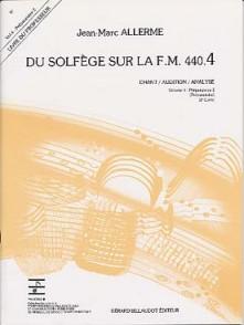 ALLERME J.M. DU SOLFEGE SUR LA FM 440.4 CHANT PROFESSEUR