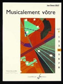 JOLLET J.C. MUSICALEMENT VOTRE VOL 4
