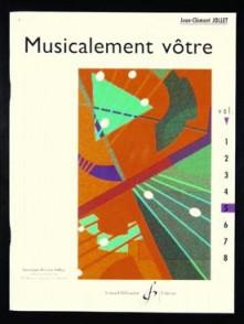 JOLLET J.C. MUSICALEMENT VOTRE VOL 5