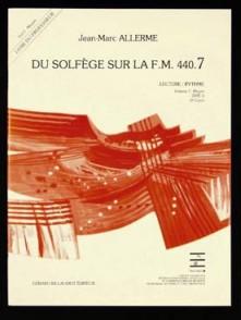 ALLERME J.M. DU SOLFEGE SUR LA FM 440.7 LECTURE RYTHME PROFESSEUR