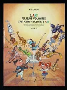 LENERT J. ABC DU JEUNE VIOLONISTE VOL 2