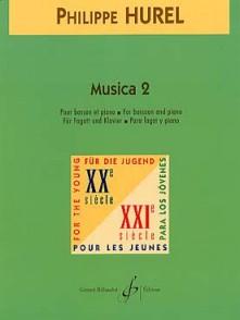 HUREL P. MUSICA 2 BASSON
