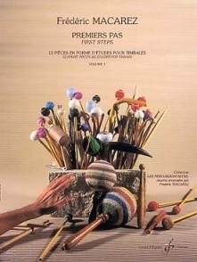 MACAREZ F. PREMIERS PAS VOL 1 TIMBALES