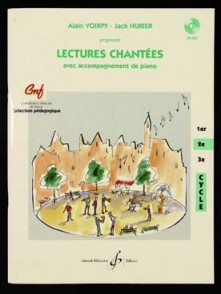 VOIRPY A./HURIER J. LECTURES CHANTEES VOL 2