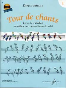 JOLLET J.C. TOUR DE CHANTS VOL 1