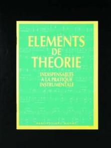JOUVE-GANVERT S. ELEMENTS DE THEORIE