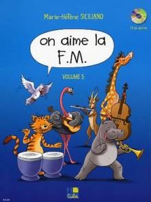 SICILIANO M.H. ON AIME LA F.M. 5ME ANNEE
