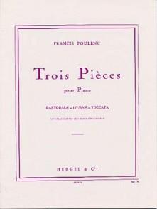 POULENC F. PIECES PIANO