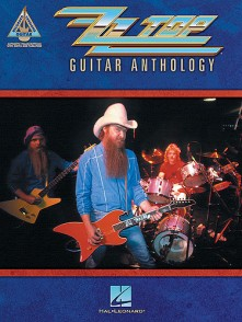 ZZ TOP GUITAR ANTHOLOGY GUITARE