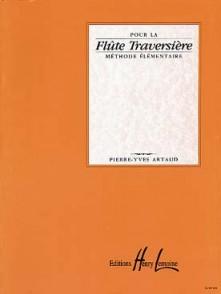 ARTAUD P.Y. METHODE ELEMENTAIRE FLUTE