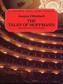 OFFENBACH J. LES CONTES D'HOFFMANN CHANT