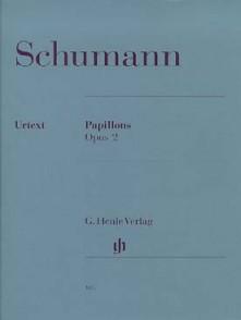 SCHUMANN R. PAPILLONS OP 2 PIANO