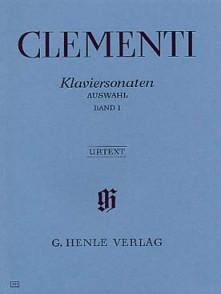 CLEMENTI M. KLAVIERSONATEN VOL 1 PIANO