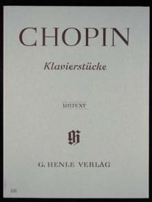 CHOPIN F. PIANO PIECES PIANO