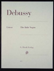 DEBUSSY C. PETIT NEGRE PIANO