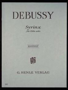 DEBUSSY C. SYRINX FLUTE
