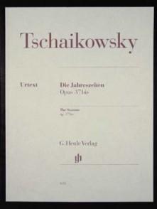 TCHAIKOWSKY P.I. LES SAISONS PIANO