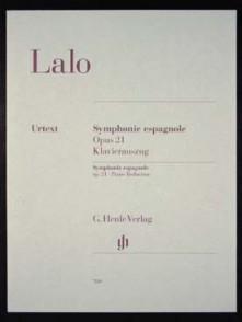 LALO E. SYMPHONIE ESPAGNOLE VIOLON