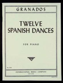 GRANADOS E. DANSES ESPAGNOLES PIANO